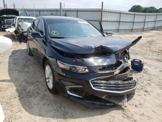 Salvage cars for sale from Copart Conway, AR: 2018 Chevrolet Malibu LT