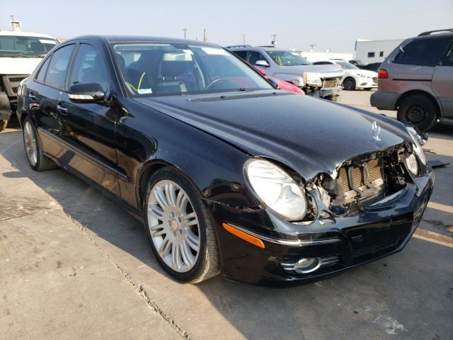 Vehiculos salvage en venta de Copart Grand Prairie, TX: 2008 Mercedes-Benz E 350