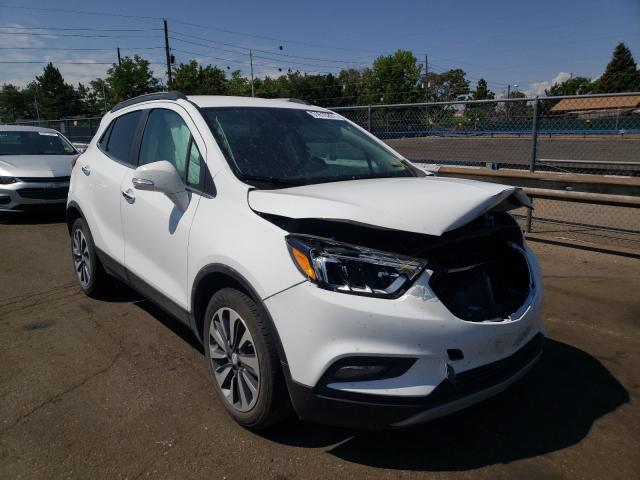 Salvage cars for sale from Copart Denver, CO: 2020 Buick Encore ESS