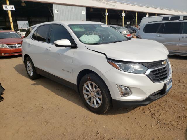 Salvage cars for sale from Copart Phoenix, AZ: 2019 Chevrolet Equinox LT