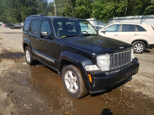 Vehiculos salvage en venta de Copart North Billerica, MA: 2009 Jeep Liberty LI
