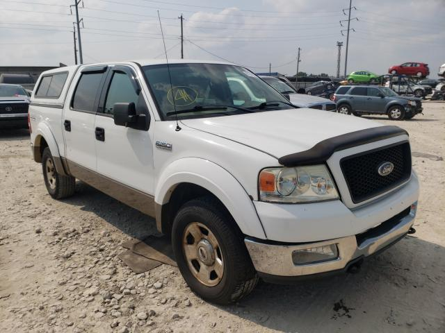 Salvage cars for sale from Copart Columbus, OH: 2004 Ford F150 Super