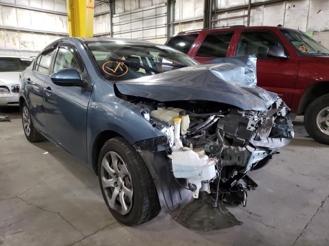 Mazda 3 I salvage cars for sale: 2010 Mazda 3 I