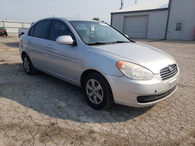Salvage cars for sale from Copart Lexington, KY: 2009 Hyundai Accent GLS