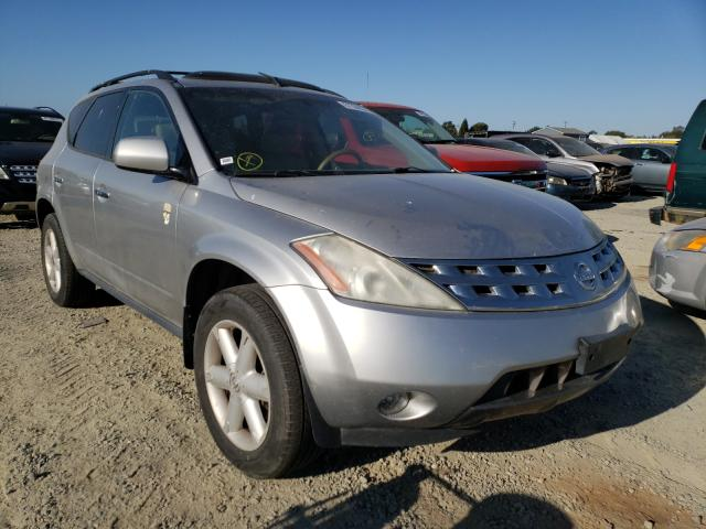 Salvage cars for sale from Copart Antelope, CA: 2004 Nissan Murano SL