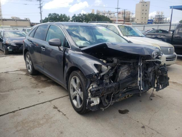 Vehiculos salvage en venta de Copart New Orleans, LA: 2009 Toyota Venza