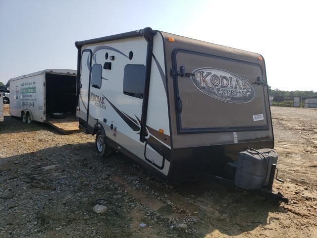 Kodiak salvage cars for sale: 2013 Kodiak Trailer