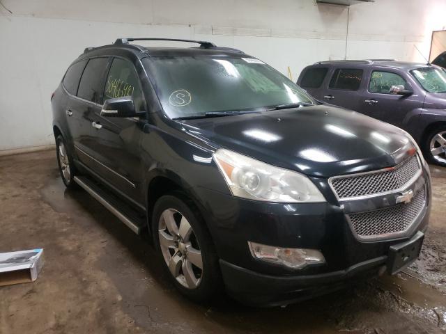 Vehiculos salvage en venta de Copart Davison, MI: 2009 Chevrolet Traverse L