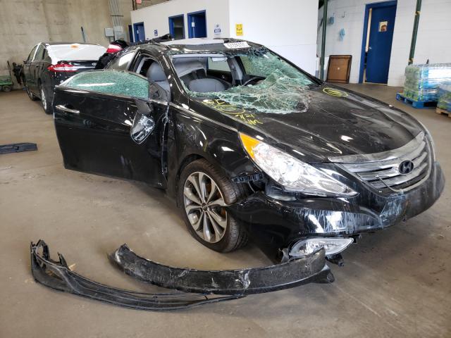 Hyundai Sonata salvage cars for sale: 2014 Hyundai Sonata