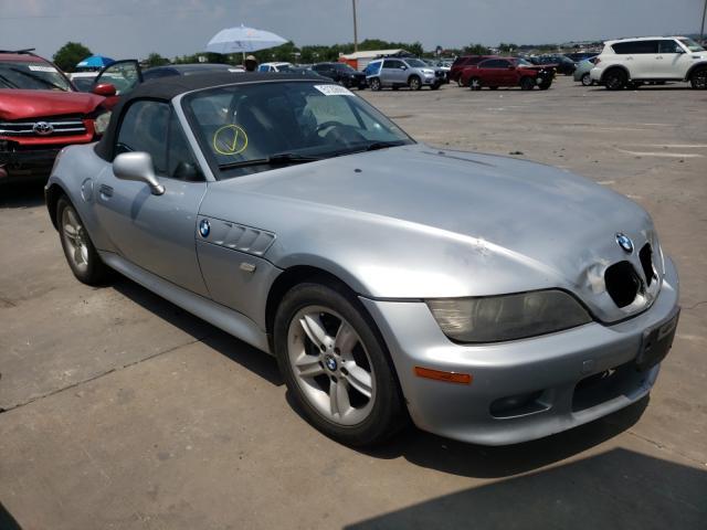 BMW Z3 salvage cars for sale: 2001 BMW Z3