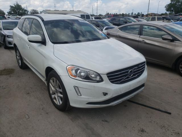 Salvage cars for sale from Copart Riverview, FL: 2017 Volvo XC60 T5