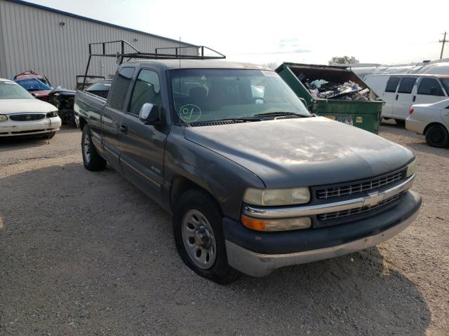 Salvage cars for sale from Copart Tucson, AZ: 2000 Chevrolet Silverado