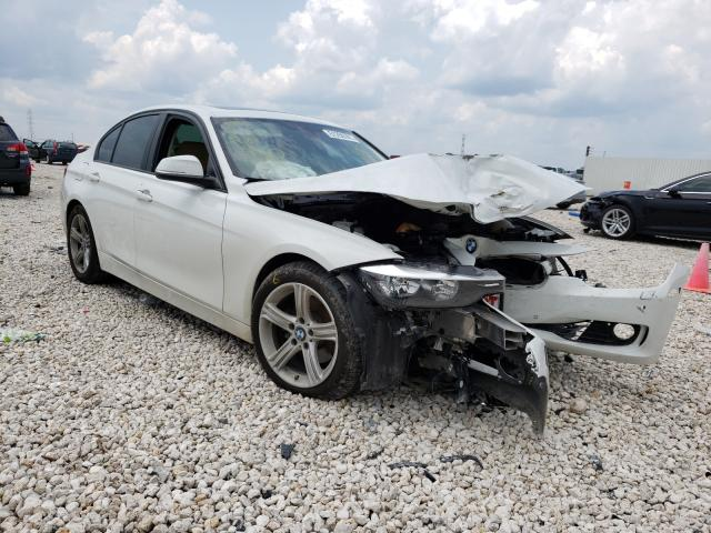 Salvage cars for sale from Copart New Braunfels, TX: 2015 BMW 328 I