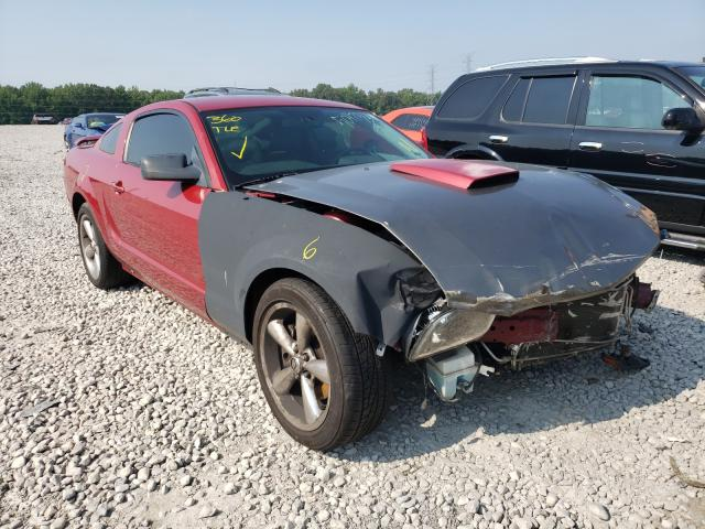 Salvage cars for sale from Copart Memphis, TN: 2009 Ford Mustang GT