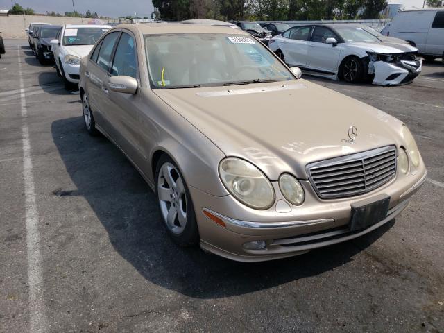 Vehiculos salvage en venta de Copart Rancho Cucamonga, CA: 2004 Mercedes-Benz E 320