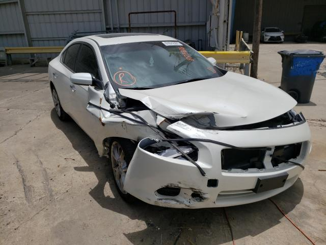Salvage cars for sale from Copart Corpus Christi, TX: 2013 Nissan Maxima S