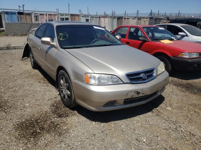 Salvage cars for sale from Copart San Martin, CA: 2000 Acura 3.2TL