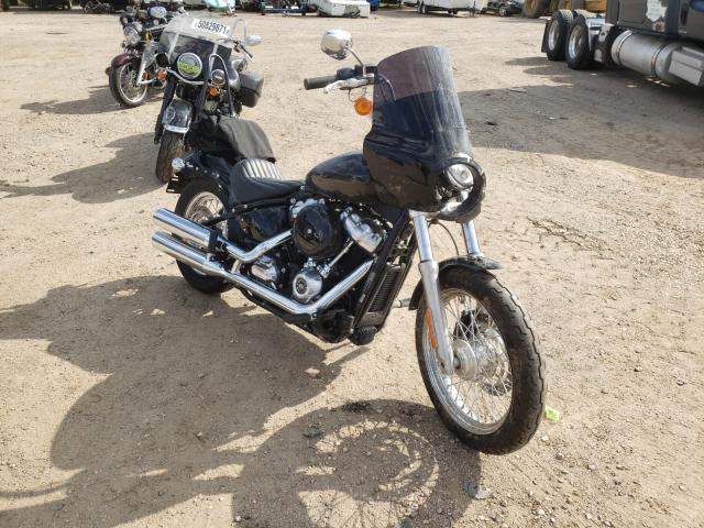 Salvage cars for sale from Copart Casper, WY: 2020 Harley-Davidson Fxst