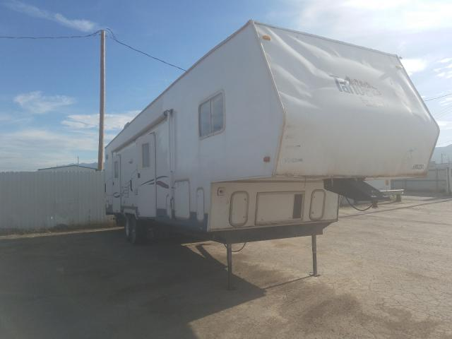 Trailers salvage cars for sale: 2004 Trailers Trailer