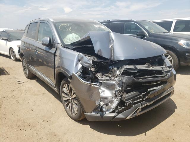 Salvage cars for sale from Copart Brighton, CO: 2020 Mitsubishi Outlander