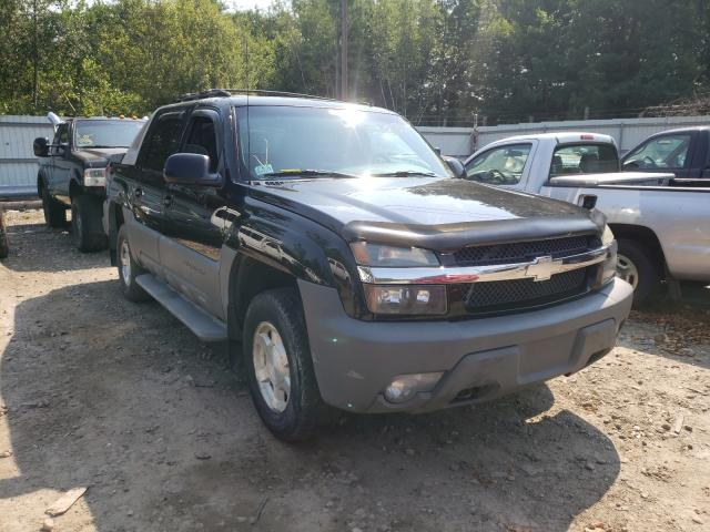 Chevrolet Avalanche salvage cars for sale: 2002 Chevrolet Avalanche