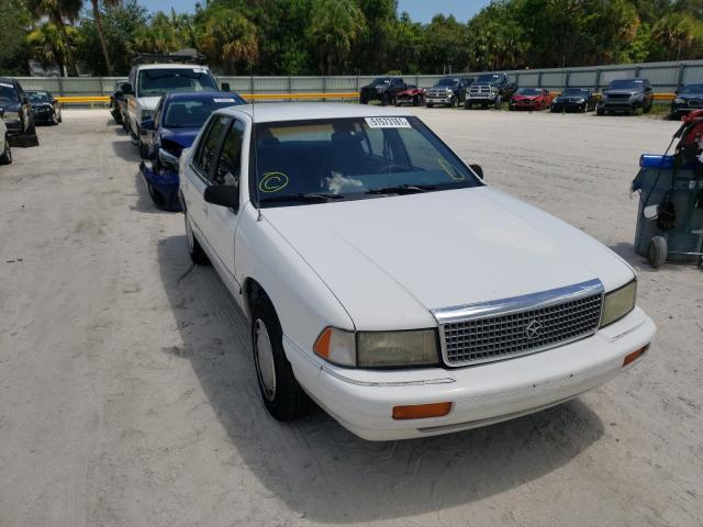 Plymouth salvage cars for sale: 1991 Plymouth Acclaim