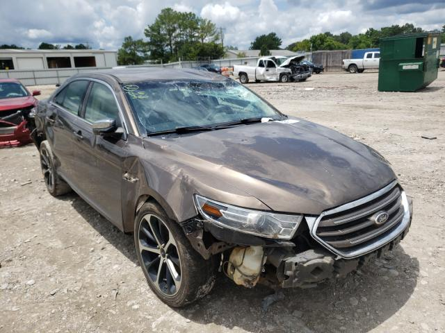 Salvage cars for sale from Copart Florence, MS: 2015 Ford Taurus LIM