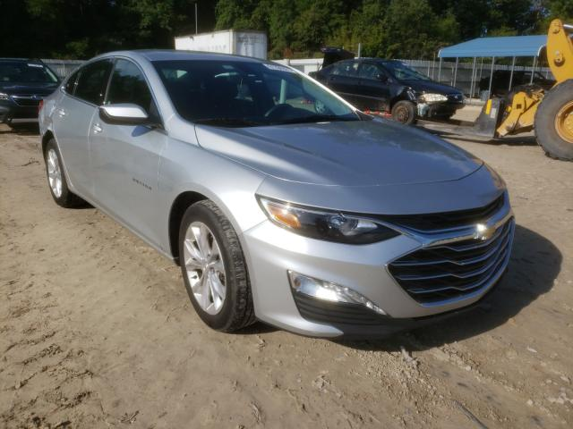 Salvage cars for sale from Copart Midway, FL: 2020 Chevrolet Malibu LT