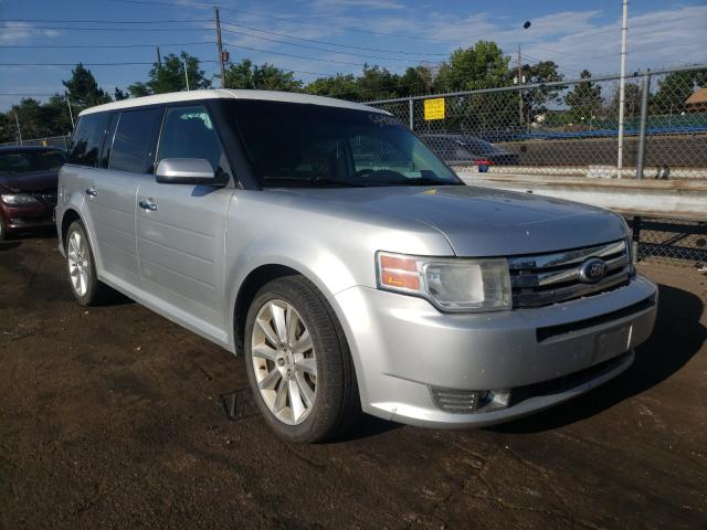 Salvage cars for sale from Copart Denver, CO: 2011 Ford Flex SEL
