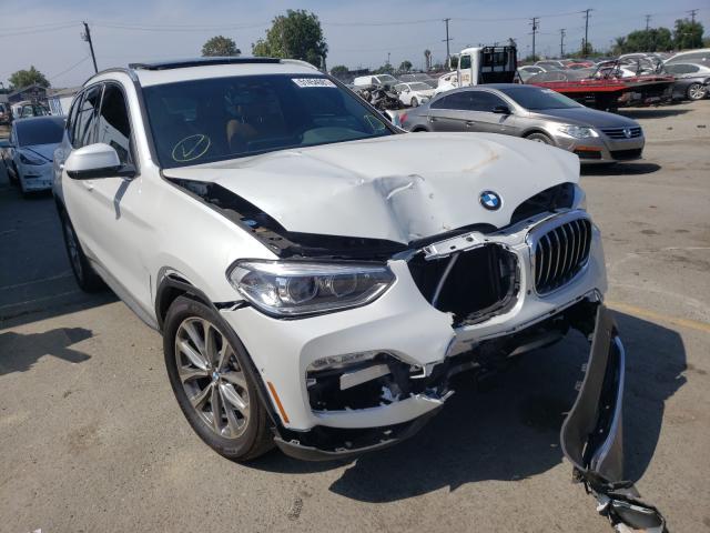 BMW Vehiculos salvage en venta: 2019 BMW X3 SDRIVE3