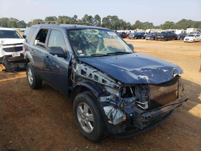 Salvage cars for sale from Copart Longview, TX: 2010 Ford Escape XLT