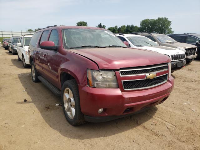 Chevrolet Suburban salvage cars for sale: 2007 Chevrolet Suburban