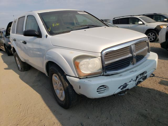 Dodge salvage cars for sale: 2004 Dodge Durango ST
