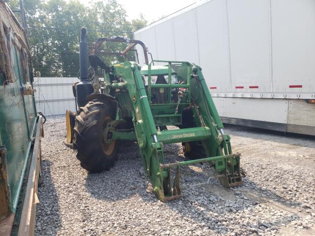 John Deere salvage cars for sale: 2015 John Deere Tractor