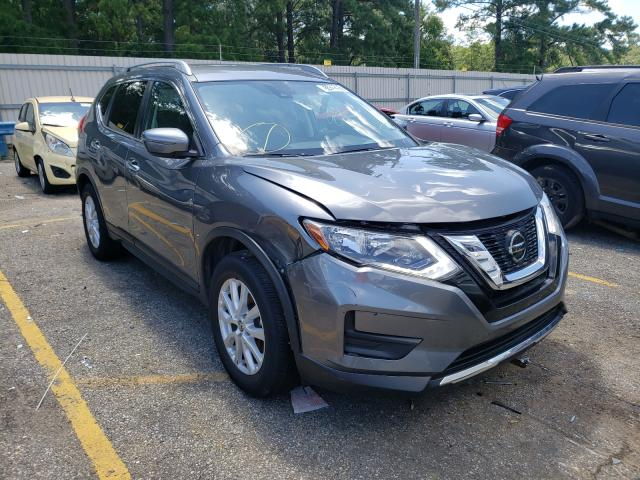 Salvage cars for sale from Copart Eight Mile, AL: 2020 Nissan Rogue S