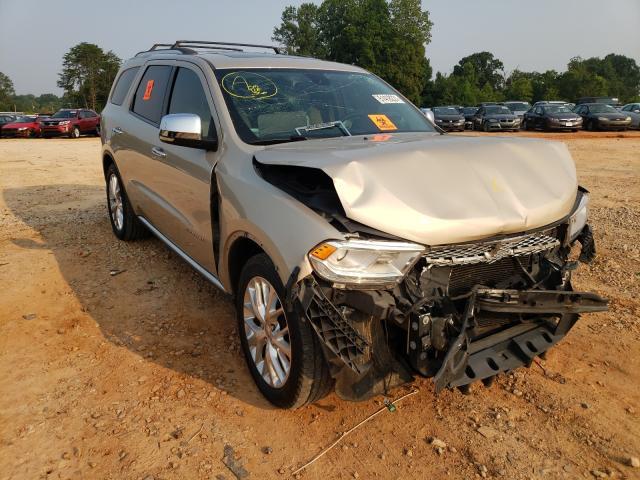 Vehiculos salvage en venta de Copart China Grove, NC: 2015 Dodge Durango CI