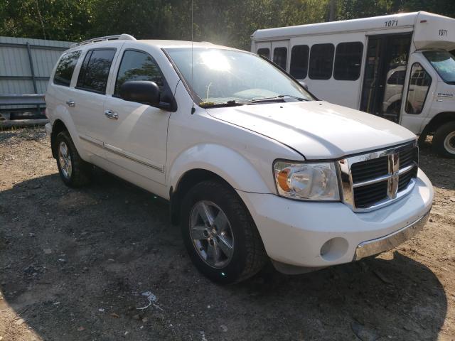 Vehiculos salvage en venta de Copart North Billerica, MA: 2008 Dodge Durango LI
