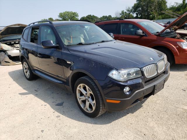 BMW Vehiculos salvage en venta: 2010 BMW X3 XDRIVE3