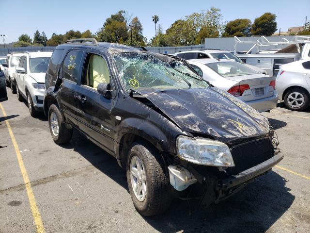 Mercury Mariner HE salvage cars for sale: 2007 Mercury Mariner HE