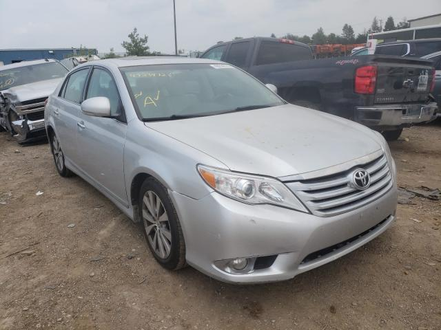 Salvage cars for sale from Copart Des Moines, IA: 2011 Toyota Avalon Base