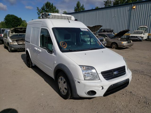 Salvage cars for sale from Copart Portland, OR: 2011 Ford Transit CO