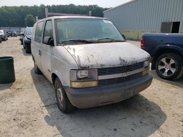Salvage cars for sale from Copart Hampton, VA: 1995 Chevrolet Astro