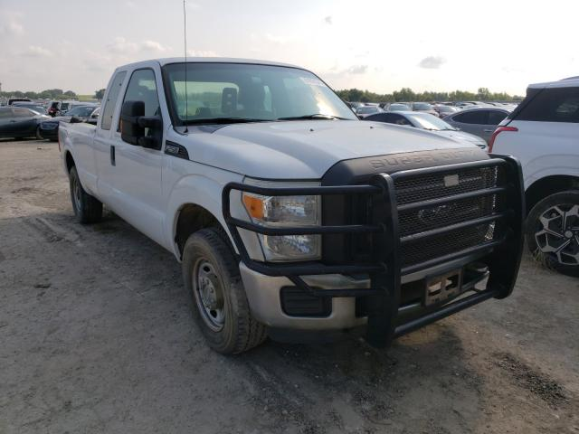 Salvage cars for sale from Copart Temple, TX: 2011 Ford F250 Super