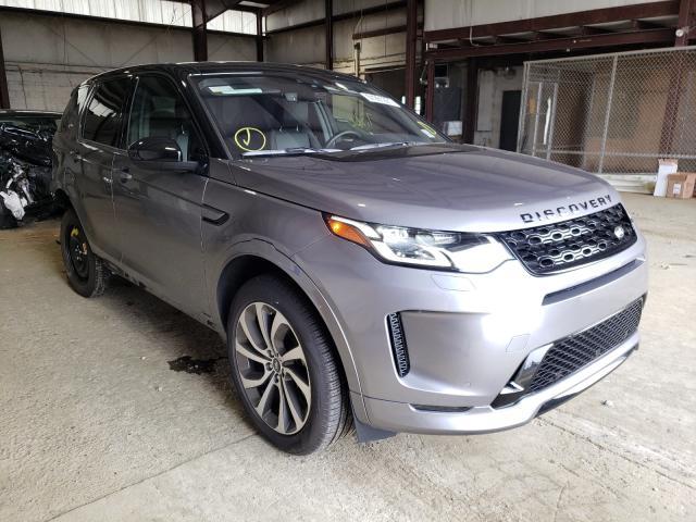 Vehiculos salvage en venta de Copart York Haven, PA: 2020 Land Rover Discovery