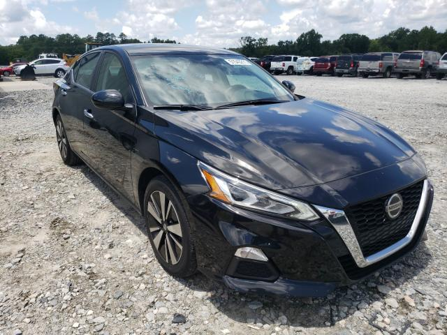 Salvage cars for sale from Copart Byron, GA: 2021 Nissan Altima SV