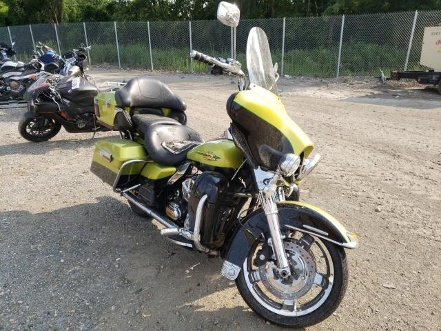 Salvage cars for sale from Copart Baltimore, MD: 2011 Harley-Davidson Flhtk