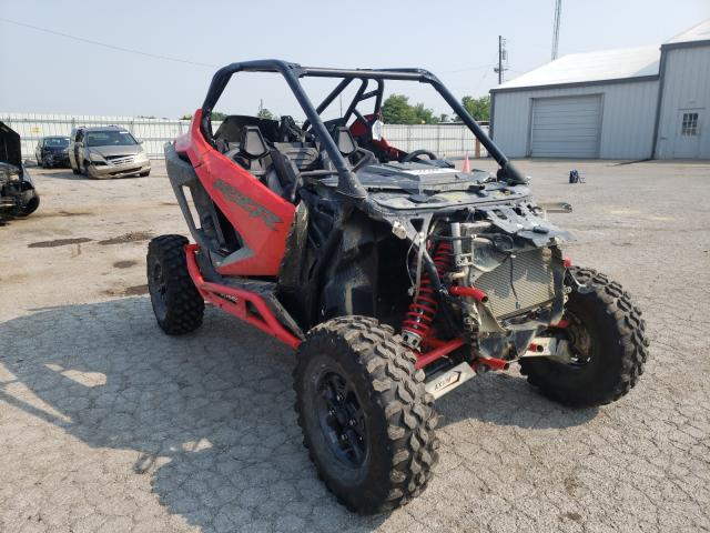 Salvage motorcycles for sale at Lexington, KY auction: 2020 Polaris RZR PRO XP