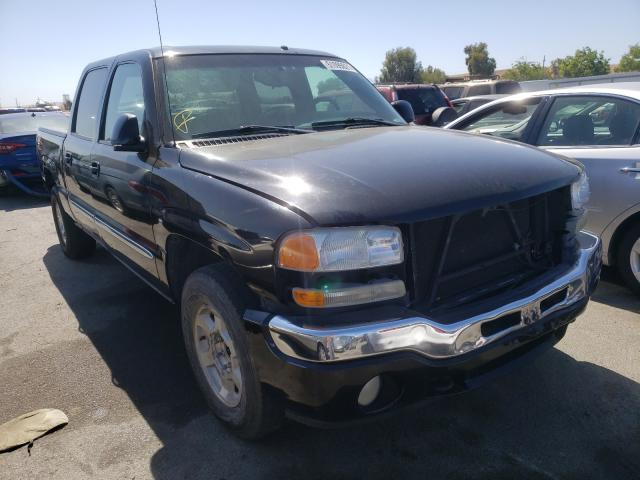 Salvage cars for sale from Copart Martinez, CA: 2006 GMC New Sierra