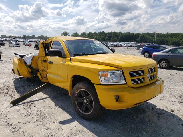 Dodge salvage cars for sale: 2008 Dodge Dakota Sport