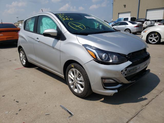 Vehiculos salvage en venta de Copart Wilmer, TX: 2020 Chevrolet Spark 1LT